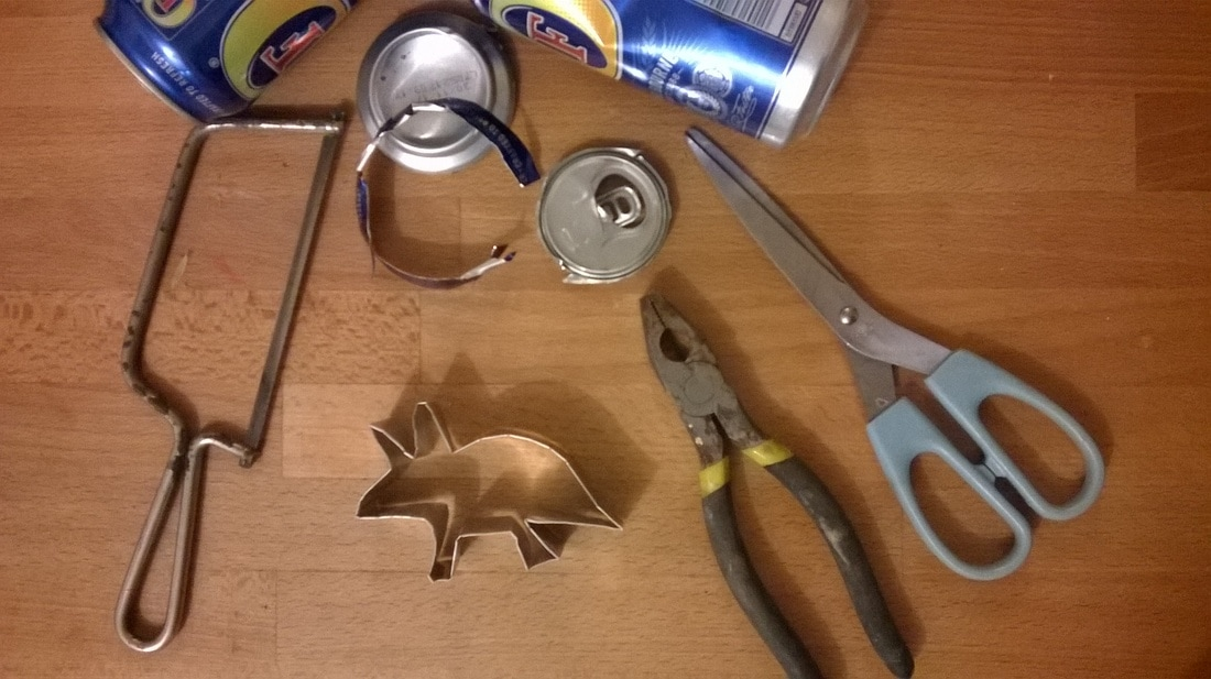 Aardvark Cookie Cutter Tools